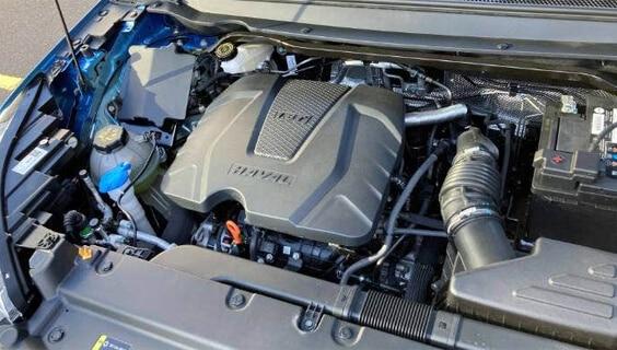 Haval Jolion Engine